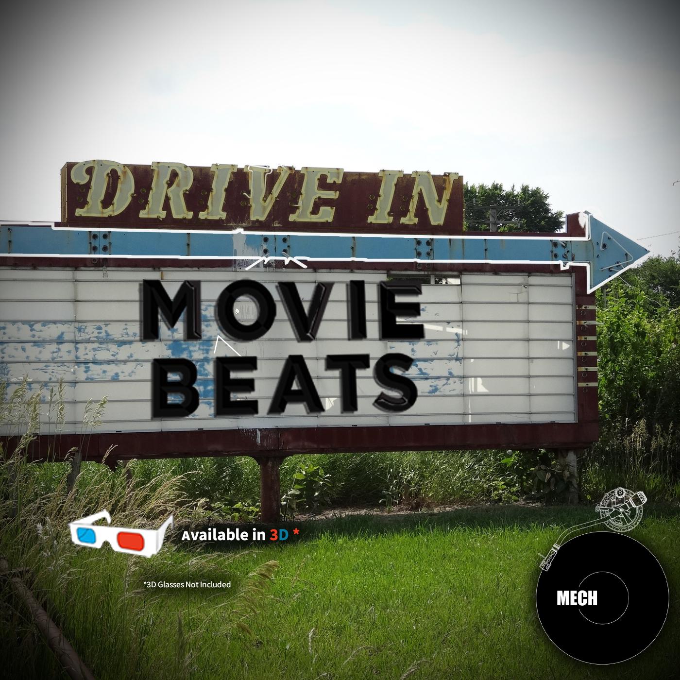 Drive In Beats Album Cvr large