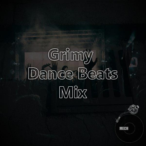 GRIMY DANCE BEATS CVR